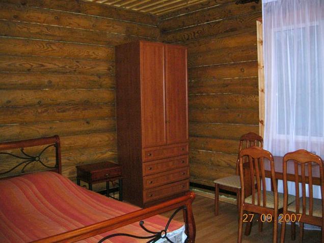 Номер категории «Стандарт». Фото: www.paradizz.ru