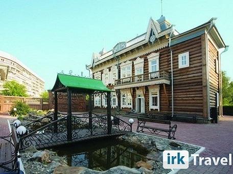 Гостиничный комплекс «Дом Европы». Фото: www.irktravel.ru