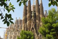 Неделя в Барселоне
