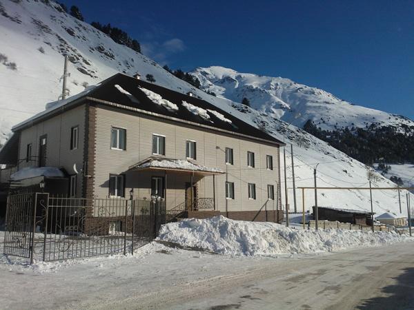 Отель «Седьмой регион».