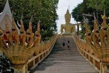 Храм Большого Будды (Big Buddha Hill)