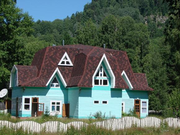 База отдыха «Лагуна». Фото: laguna-altai.ru