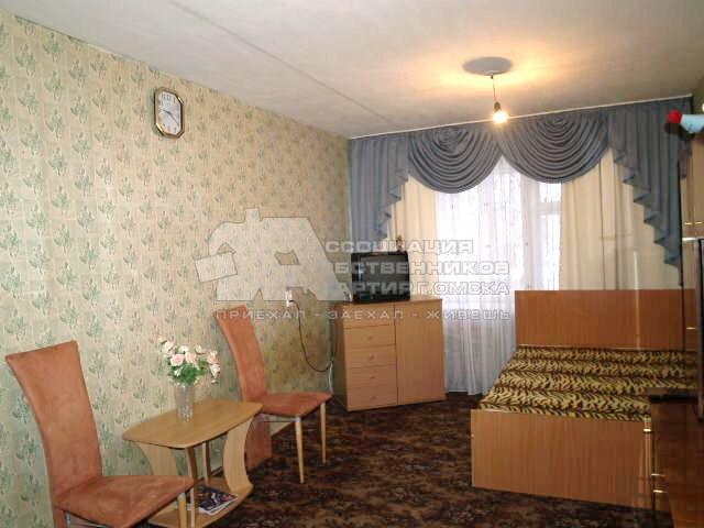 1-но комн. квартира класса Эконом. Фото: www.sutki55.ru