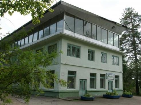 Профилакторий «Таежный». Фото: www.virgo-proff.ru