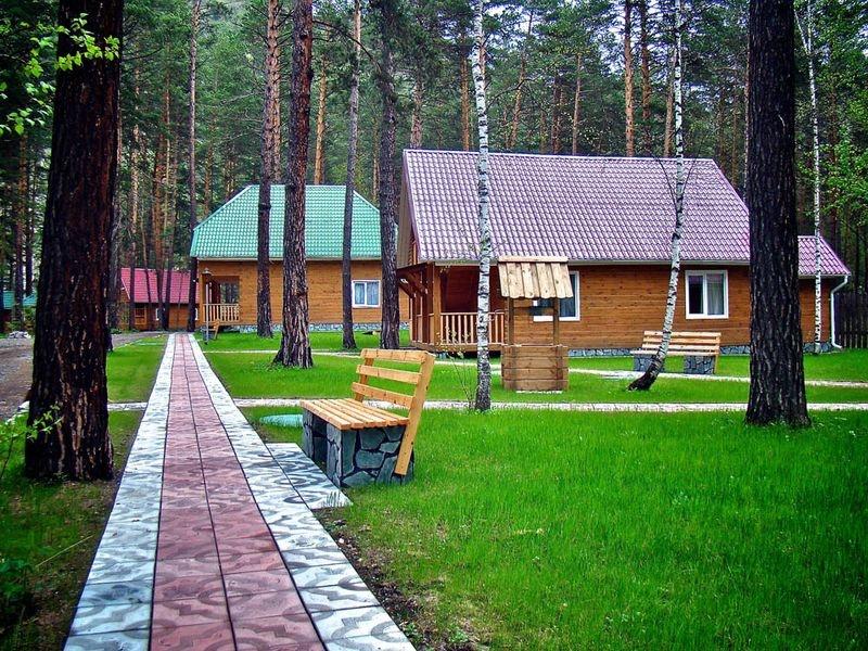Территория отеля   biruza-hotel.ru
