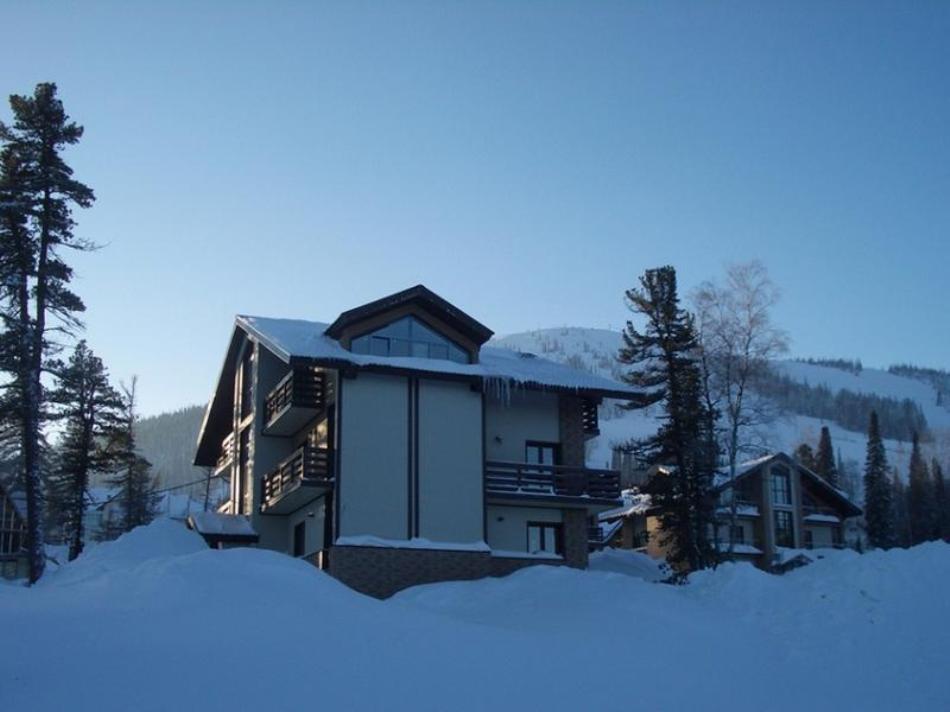 Отель «Альпен Клаб». Фото: alpen-club.ru