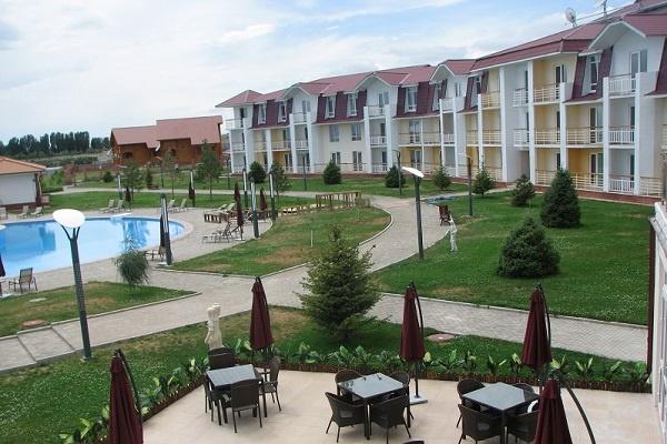Центр отдыха «Ак-Марал». Фото: www.ak-maral.kg
