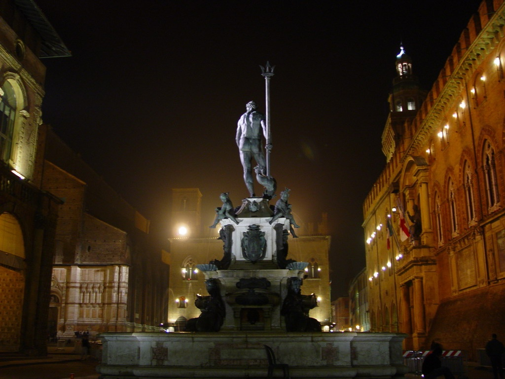 Фонтан «Нептун». Автор: Pietro Izzo. Фото:  www.flickr.com