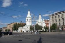 Свято-Покровский кафедральный собор (Покровская церковь)