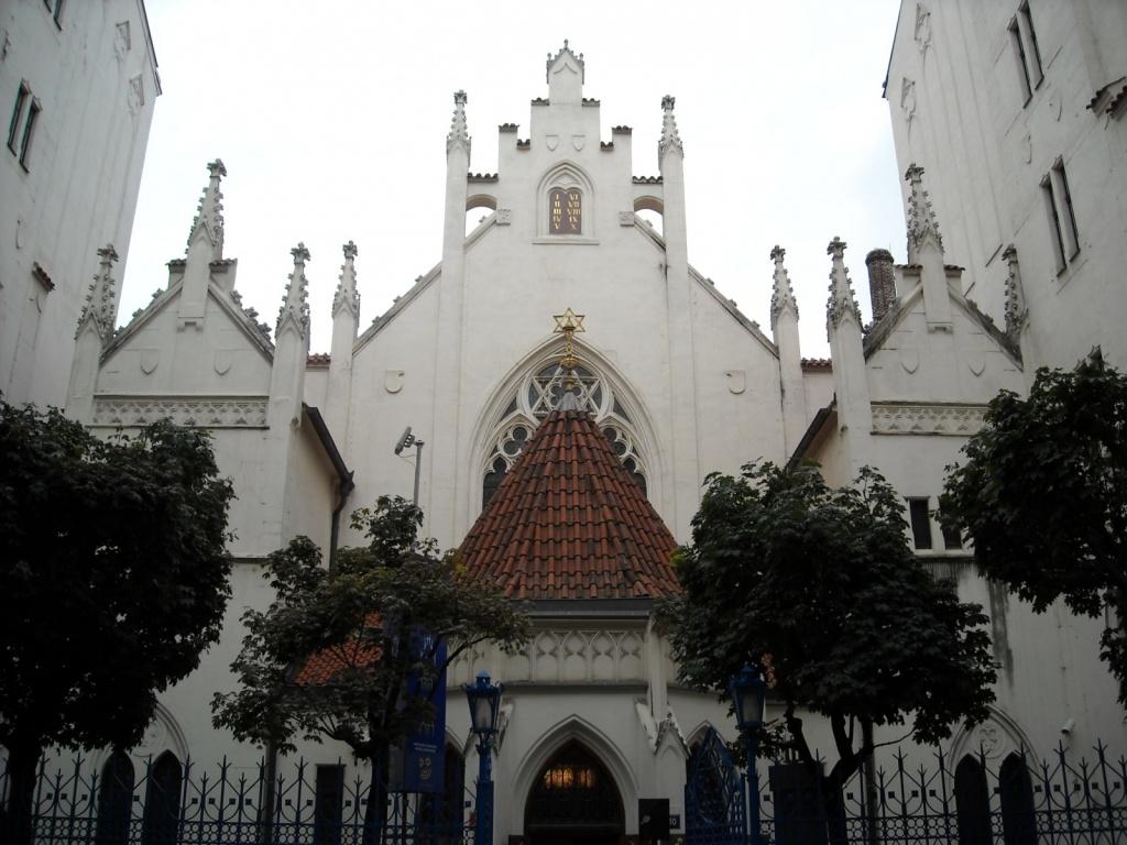 Майзелова синагога. Автор: Traveling_Shan. Фото:  www.flickr.com