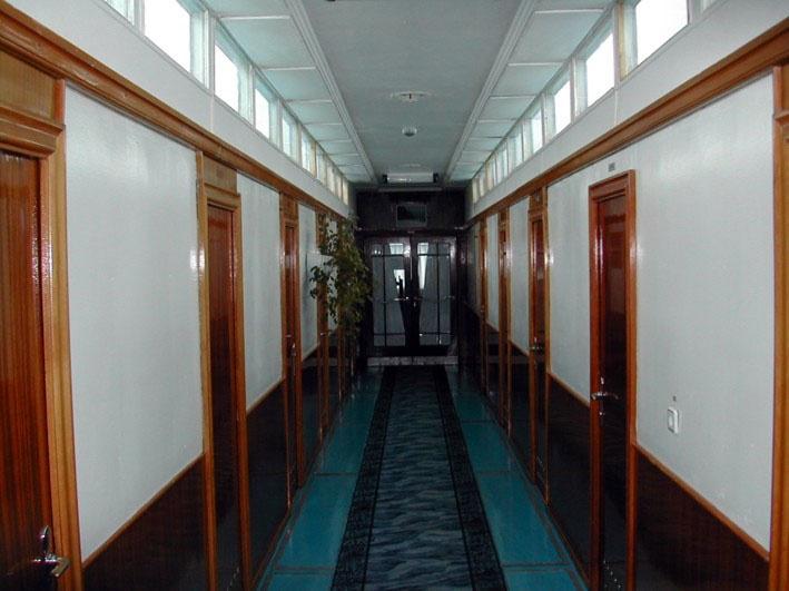 Коридор второй палубы. Фото: www.infoflot.ru