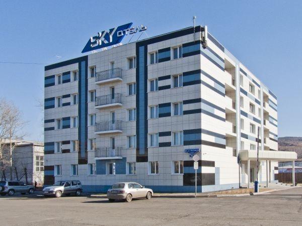 «SKY отель». Фото: www.skyotel.ru
