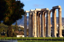 Храм Зевса (Temple of Zeus at Olympia)