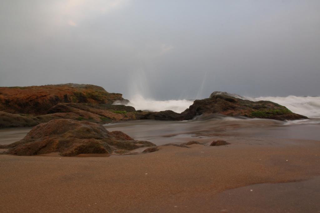 Пляжи Ганы. Автор: geezaweezer. Фото:  www.flickr.com