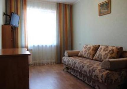 Квартира класса «Стандарт». Фото: tomsk-kak-doma.ru