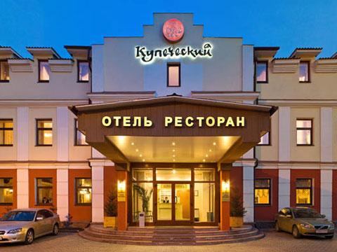 Внешний вид отеля. Фото: www.sibterra.ru