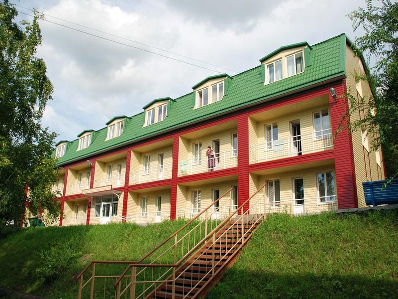 Корпус санатория. Фото: shahtersan.ru