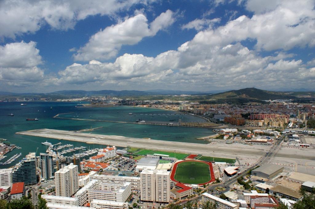 Гибралтар. Фото:     scotbot