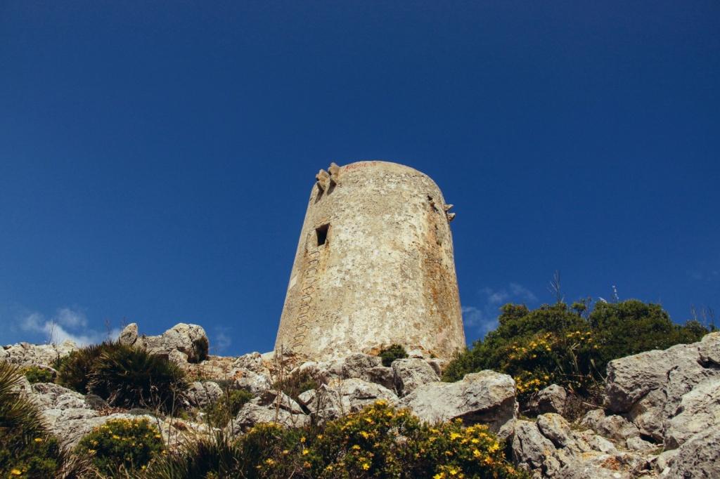 Дозорная башня. Автор: Cristian Bortes. Фото:  www.flickr.com