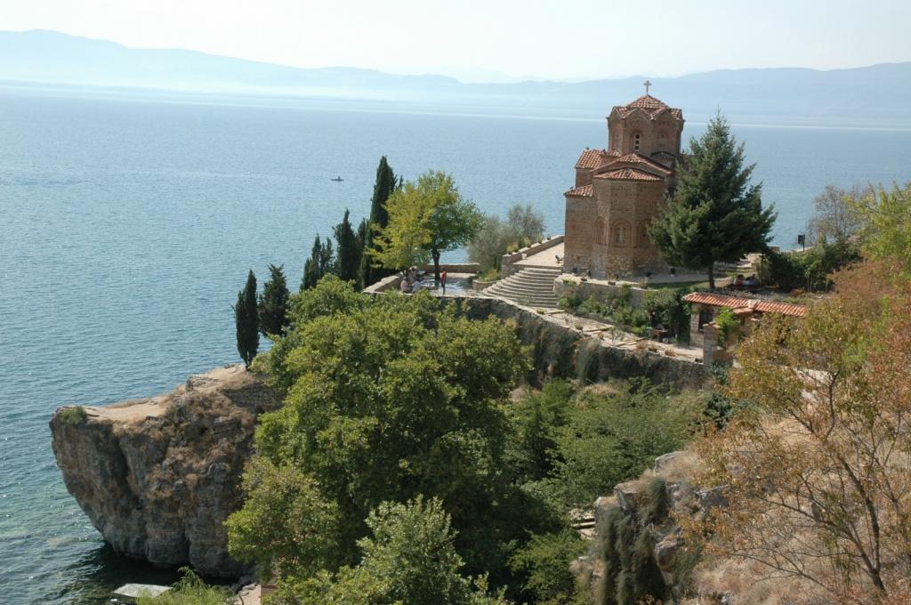 Охрид. Фото:   Jason Rogers