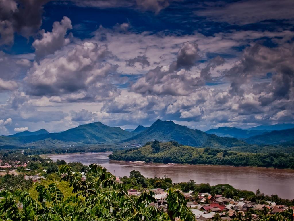 Меконг. Автор: *saipal. Фото:  www.flickr.com