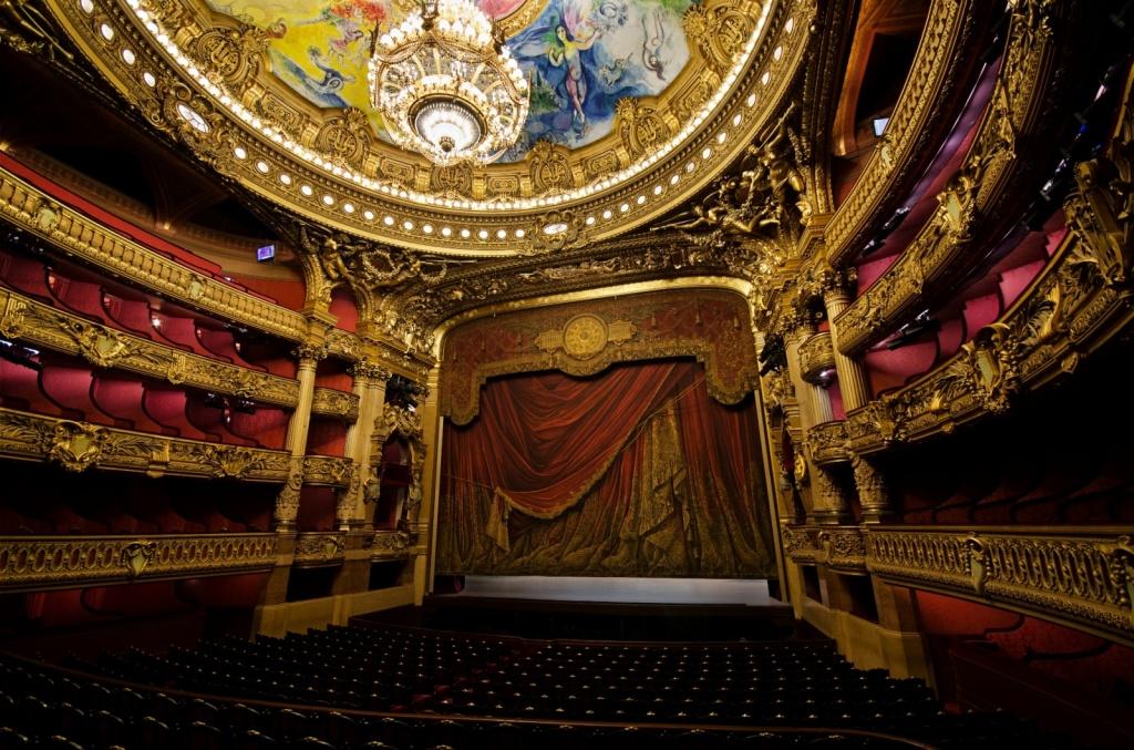 Зрительный зал. Автор: Fougerouse Arnaud. Фото:  www.flickr.com
