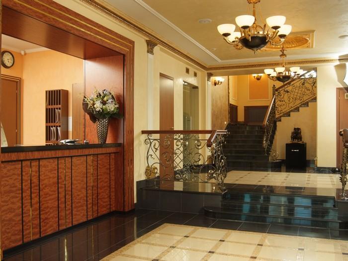 Холл отеля. Фото: www.nchotel.ru