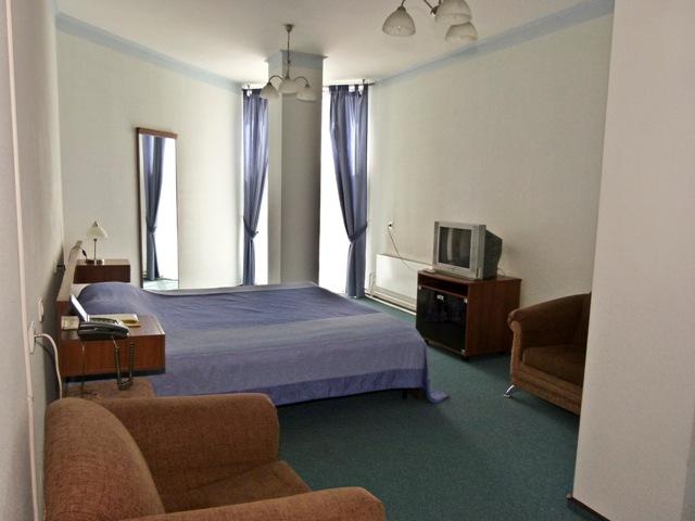 Полулюкс. Фото: hotel-yakutia.ru