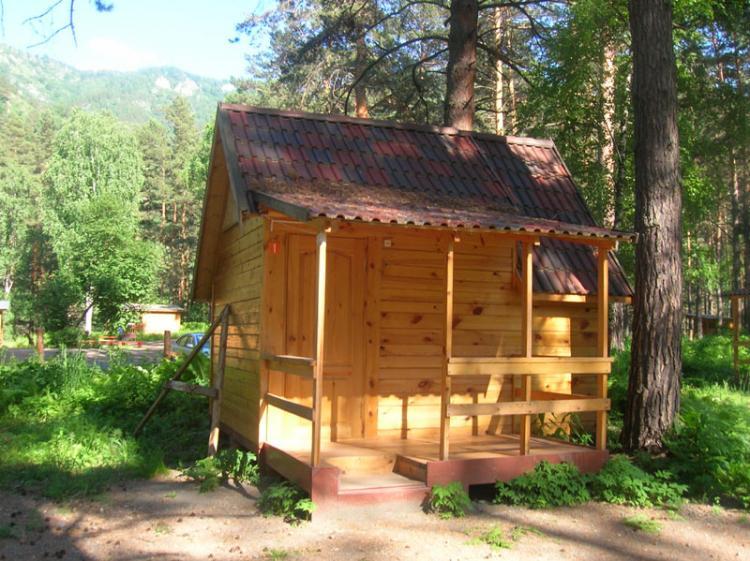 Летний домик. Фото: www.lunny-svet.ru