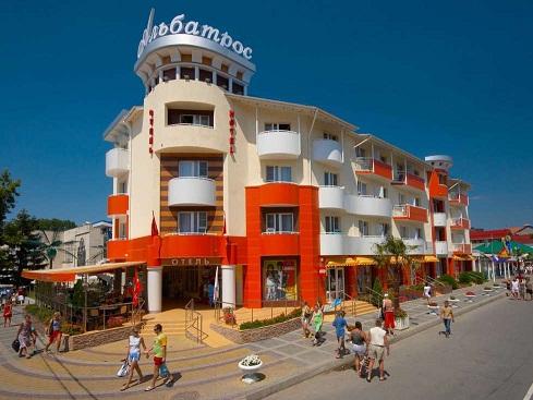 Гостиничный комплекс «Альбатрос». Фото: www.hotel-albatros.ru