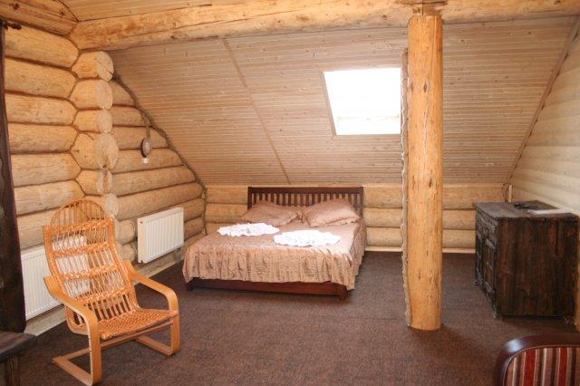 Коттедж. Фото: shulc.com.ua