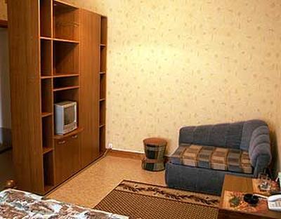 Полулюкс. Фото: dom-ohotnika.ru