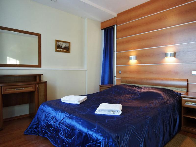 Номер Люкс в спальном корпусе, источник grandbaikal.ru