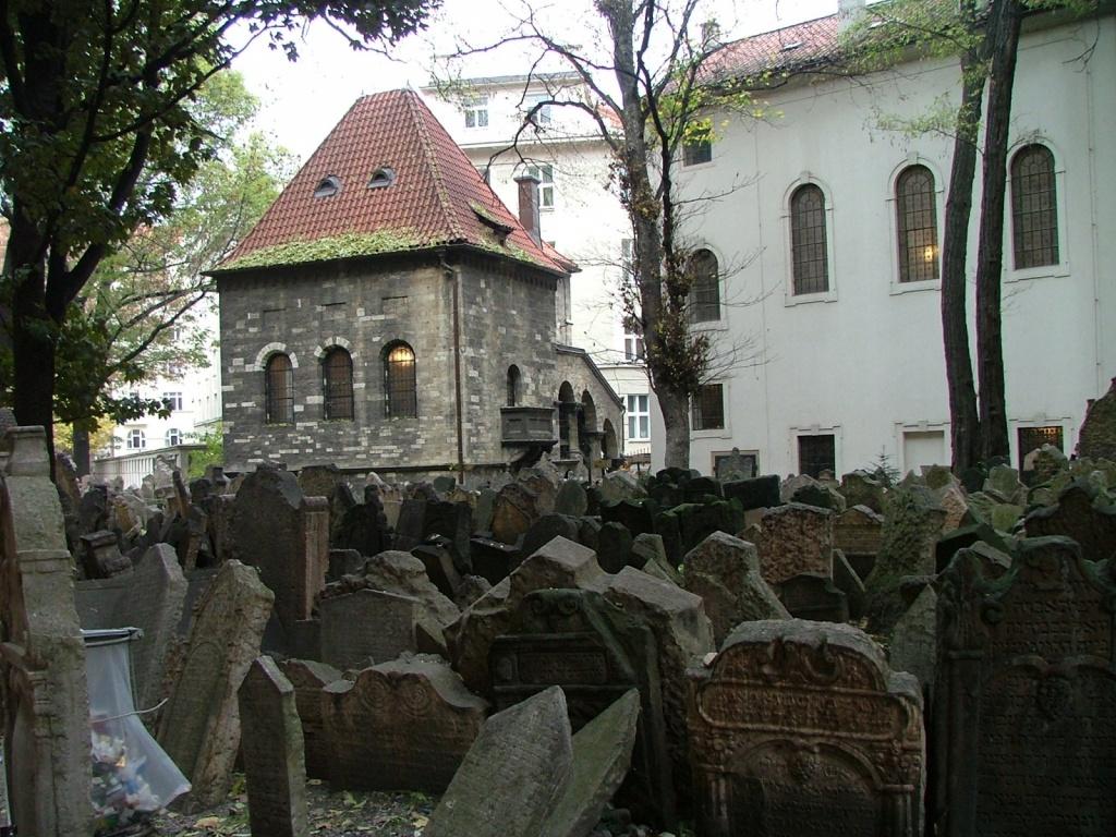 Еврейское кладбище. Автор: Emmanuel Dyan. Фото:  www.flickr.com