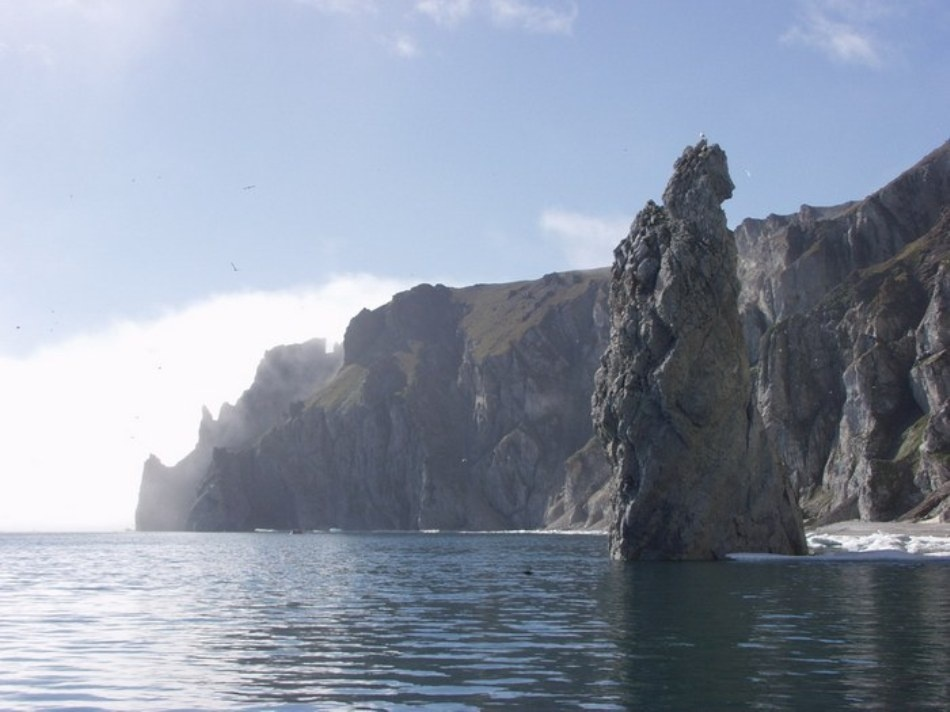 Остров Врангеля. Фото:  review-planet.ru/