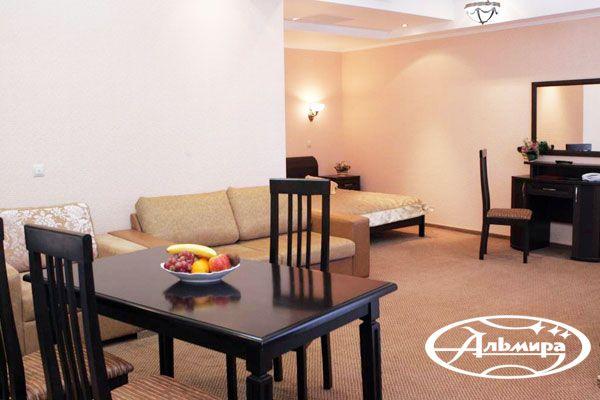 «Имидж-люкс». Фото: www.hotel-almira.ru