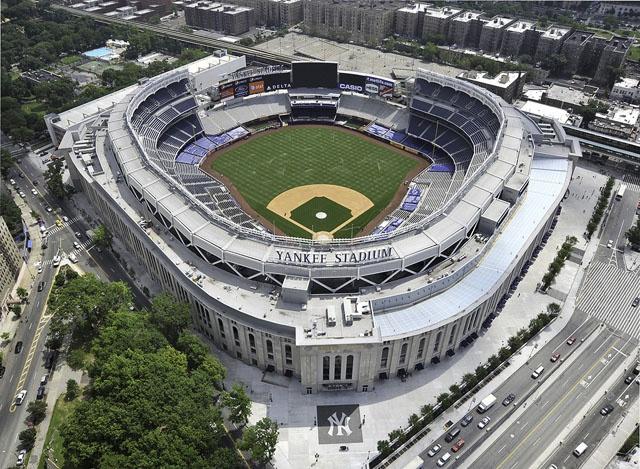 Арена New York Yankees. Фото: www.americancities.ru