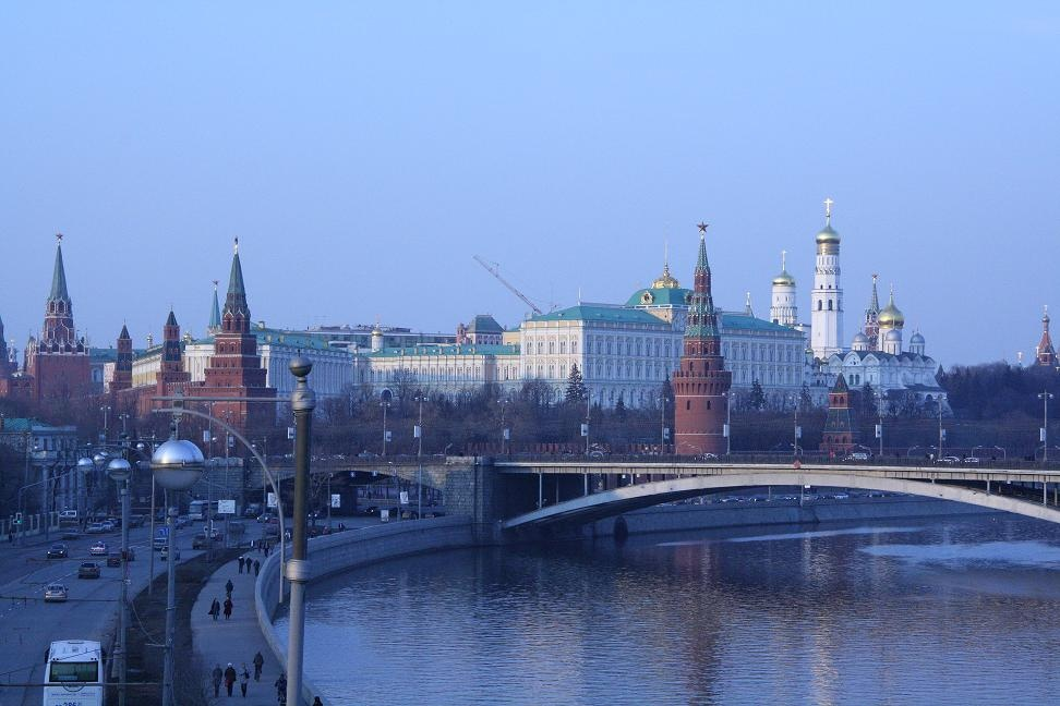 Кремль. Фото с сайта  tonkosti.ru