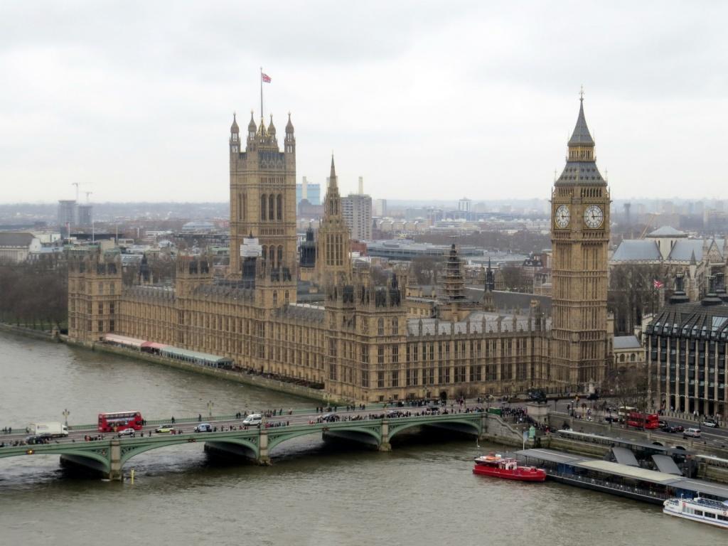 Лондон, Англия. Фото:    David Berkowitz