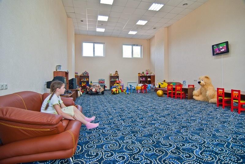 Детская комната. Фото: www.molnia.ru