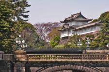 Императорский дворец (Kōkyo/Кёкё)