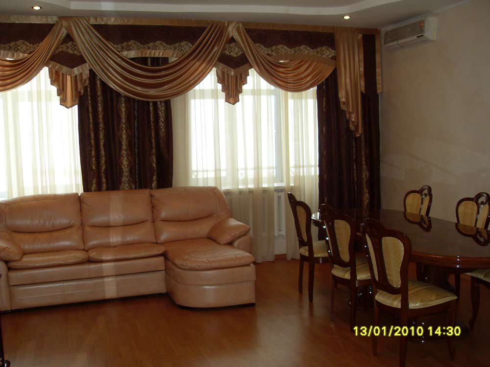 Двухкомнатный номер. Фото: www.curortuchum.ru