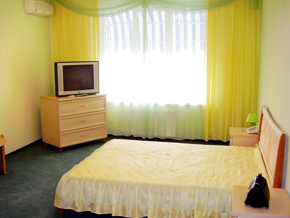 Номер «Стандарт». Фото: www.sersial.com.ua