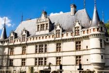 Замок Азе-ле-Ридо