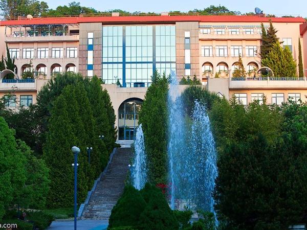 Корпус санатория «Одиссея». Фото: www.odisseya.com