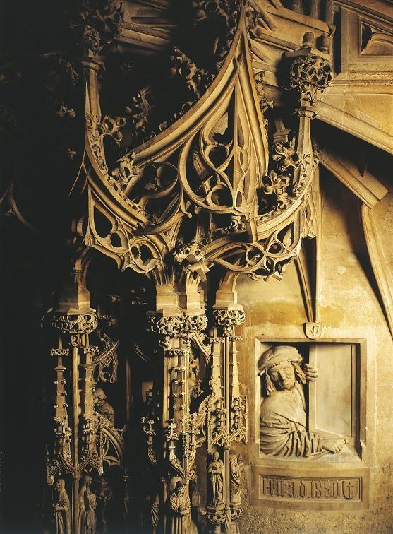 Интерьер собора св. Стефана. Фото:  tonkosti.ru