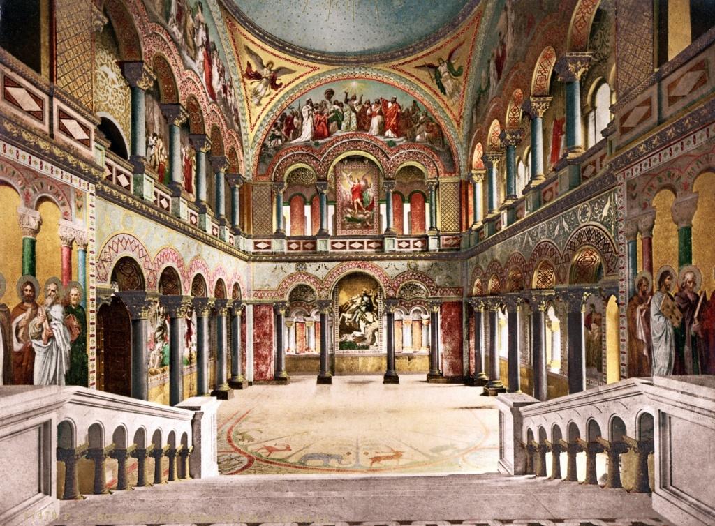 Тронный зал. Автор: Stuart Rankin. Фото:  www.flickr.com