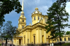Петропавловский собор (Peter and Paul Cathedral)