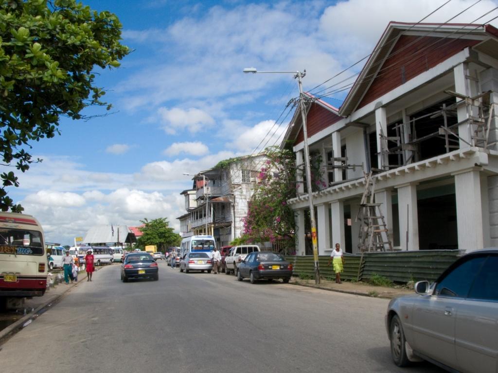 Улицы города. Автор: aokettun. Фото:  www.flickr.com
