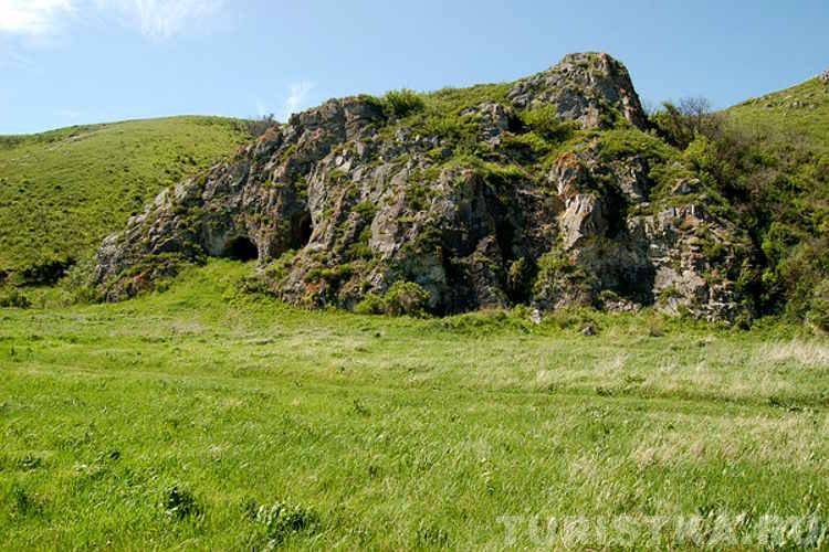 Пещеры Загонная и Летучих мышей. Фото:  turistka.ru